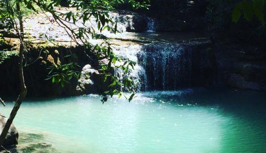 タイ旅行に行ったら是非行ってほしい素敵な場所【エラワンの滝】