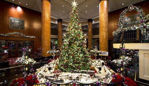 【SPG】素敵なホテルで最高のクリスマスを!東京のスターウッドホテルのX'mas特別プランをご紹介!SPGアメックスがあれば食事代15%オフに