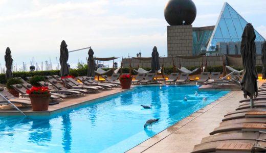 【子連れ旅行記3日目】ラグジュアリーなリッツ・カールトン「ホテルアーツ バルセロナ」宿泊記!部屋の様子・アップグレードは果たして・・・?