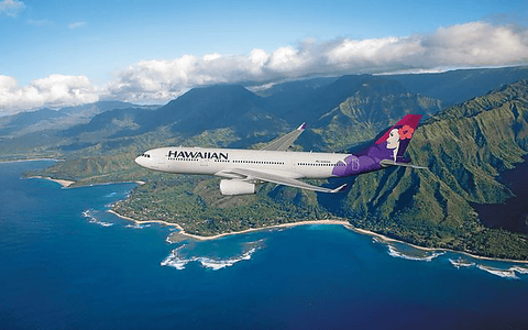 マリオットポイントでハワイ往復航空券を早速発券!こんなに安くてほんとにいいの?