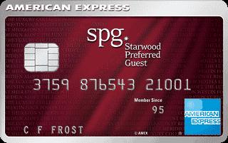 再ブーム到来か!?カード決済メインでマイルを貯めている人がメインカードをSPGアメックスに続々とチェンジ