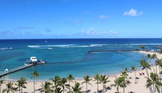 友人や恋人にも使いたい!大人気のハワイにマイルを使って二親等以外と旅行に行く方法とは?