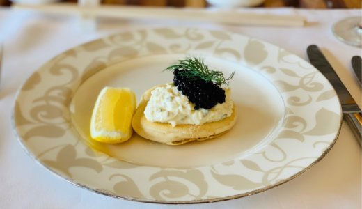 ザ セント レジス バリ リゾートの朝食をレポート!キャビア・テンダーロイン・ロブスター・フォアグラなどの豪華料理が目白押し