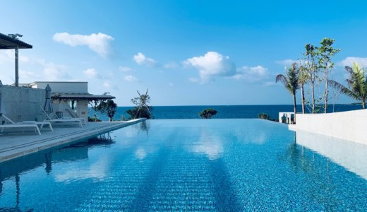 2018年12月に開業したばかりの「イラフ SUI ラグジュアリーコレクションホテル 沖縄宮古」に子連れで宿泊!お部屋はなんと海が一望できるスイートルームにアップグレード
