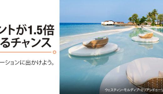円高の今、チャンスが到来!マリオットポイント購入キャンペーンをお得に活用!